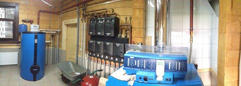 Чем промывать систему отопления в частном доме своими руками 79